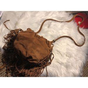 Urban Outfitters Boho Fringe Bag